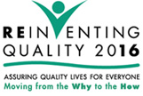 Reinventing Quality 2016