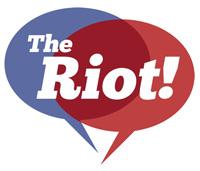 The Riot logo